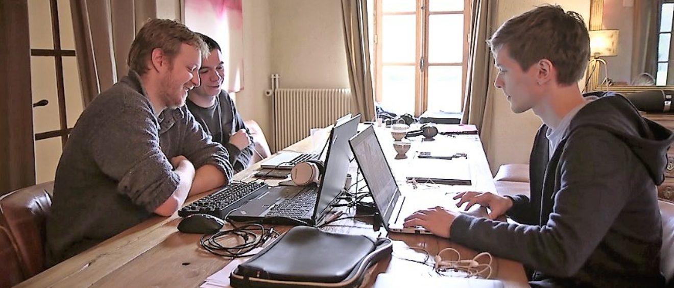 5 raisons de pratiquer le coworking au grand air